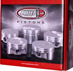 CP Bullet Piston and Ring Set Box Image